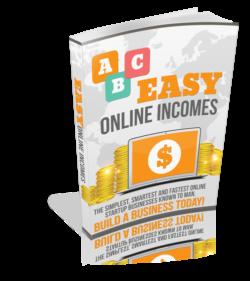 Easy Online Incomes PLR Bundle