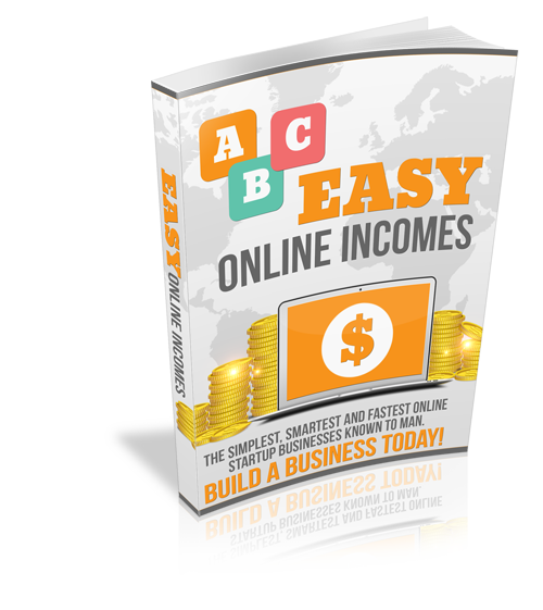 Easy Online Incomes