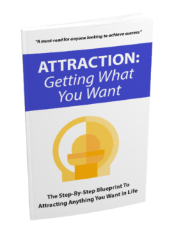 Attraction: Getting What You Want PLR Bundle