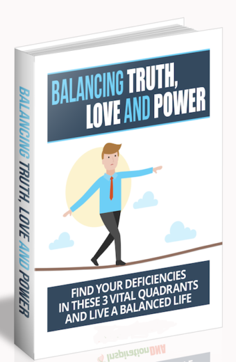 Balancing Truth, Love And Power