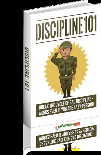 Discipline 101