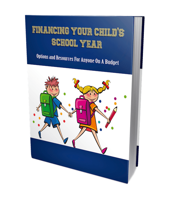 Financing Your Child's School Year
