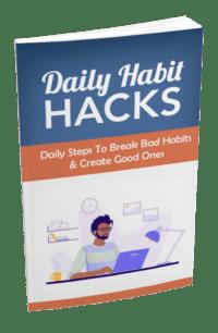 Daily Habit Hacks PLR Bundle