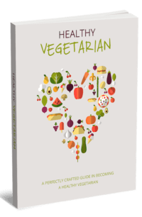 Healthy Vegetarian PLR Bundle