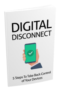 Digital Disconnect PLR Bundle