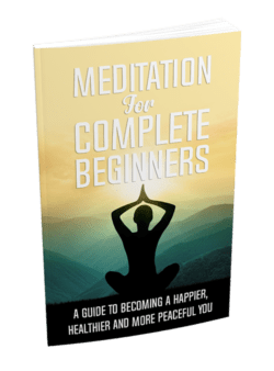 Meditation For Complete Beginners PLR Bundle