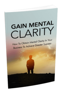 Gain Mental Clarity PLR Bundle