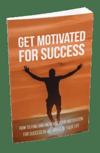 Get Motivated For Success PLR Bundle