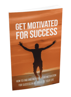 Get Motivated For Success PLR Bundle