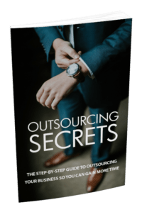 Outsourcing Secrets PLR Bundle