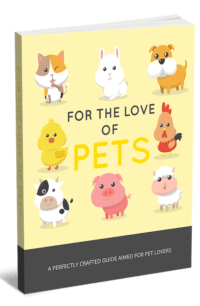 For The Love Of Pets PLR Bundle