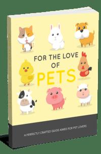For The Love Of Pets PLR Bundle