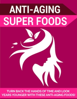 Anti-Aging Super Foods PLR Bundle