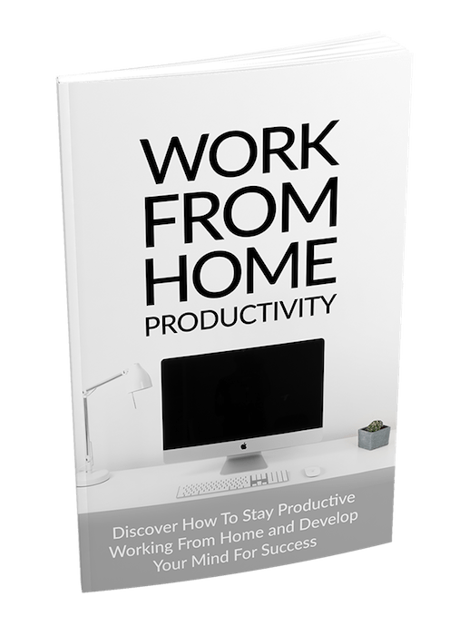 Work From Home Productivity
