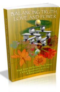 Balancing Truth, Love And Power PLR Bundle