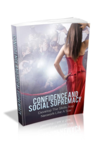 Confidence And Social Supremacy PLR Bundle