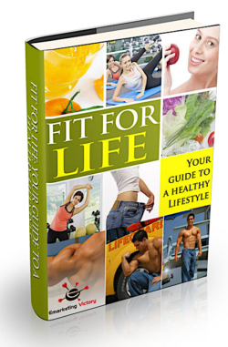 Fit For Life (4 Book Set) PLR Bundle