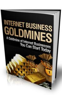 Internet Business Goldmines PLR Bundle