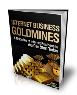 Internet Business Goldmines PLR Bundle