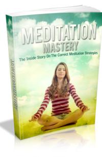 Meditation Mastery PLR Bundle