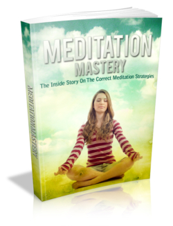 Meditation Mastery PLR Bundle