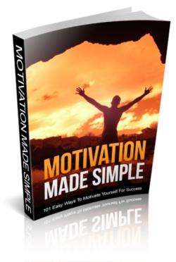 Motivation Made Simple PLR Bundle
