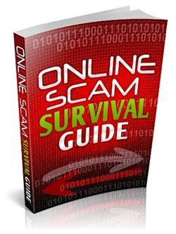 Online Scam Survival Guide PLR Bundle