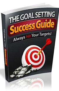 The Goal Setting Success Guide PLR Bundle