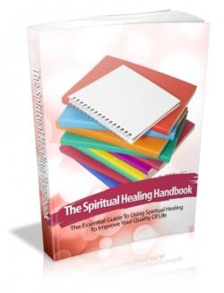 The Spiritual Healing Handbook PLR Bundle