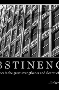 "Free ""Abstinence"" Wallpaper"