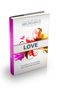Abundance Love PLR Bundle