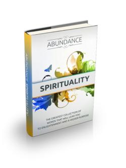 Abundance Spirituality PLR Bundle