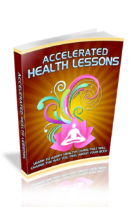 Accelerated Health Lessons PLR Bundle
