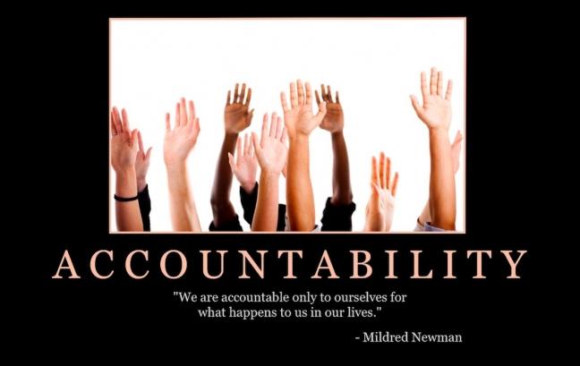 "Free ""Accountability"" Wallpaper"