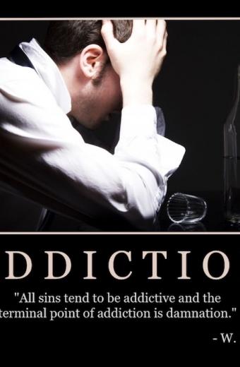 "Free ""Addiction"" Wallpaper"