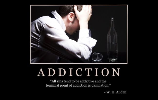 "Free ""Addiction"" Wallpaper"