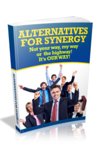 Alternatives For Synergy PLR Bundle