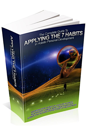 Applying The 7 Habits