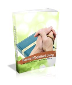 Basics Of Spiritual Living PLR Bundle