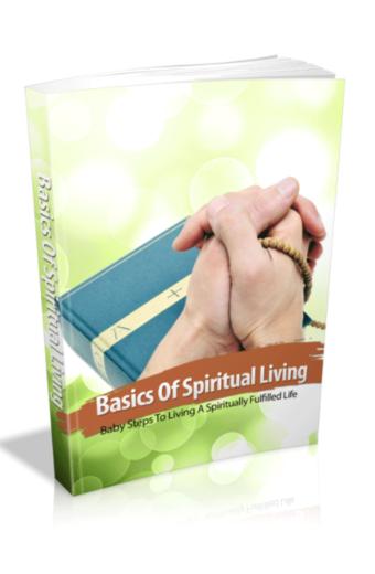 Basics Of Spiritual Living