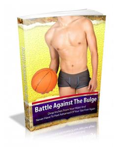 Battle Against The Bulge PLR Bundle