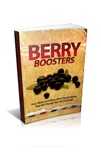 Berry Boosters PLR Bundle