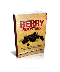 Berry Boosters PLR Bundle