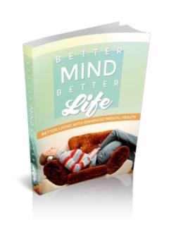 Better Mind Better Life PLR Bundle