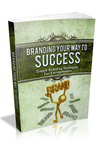 Branding Your Way To Success PLR Bundle