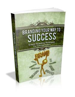 Branding Your Way To Success PLR Bundle