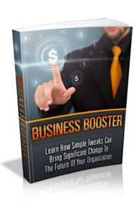 Business Booster PLR Bundle