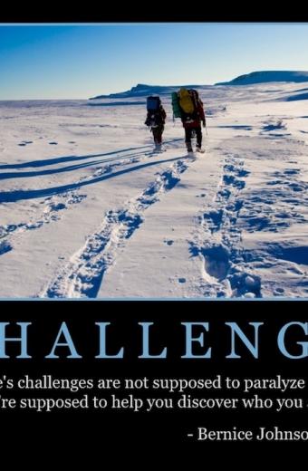 "Free ""Challenge"" Wallpaper"