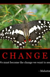 """Free """"Change"""" Wallpaper"""