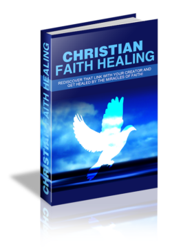 Christian Faith Healing PLR Bundle